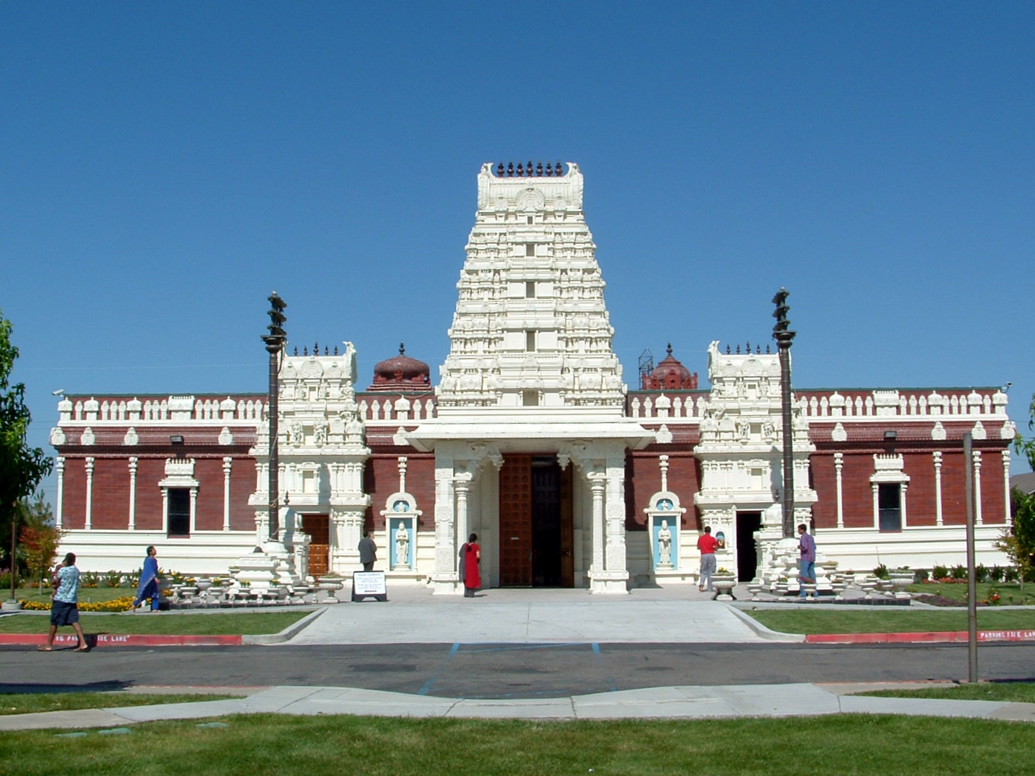 Visit to Shiva-Vishnu Temple in Livermore | Society for Asian Art