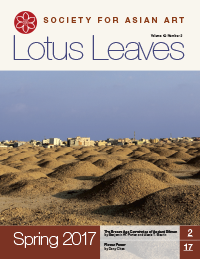 Lotus Leaves Spring 2017 cover